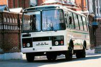 пассажирский автобус ПАЗ